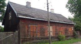 Drewniak przy ul. Praskiej