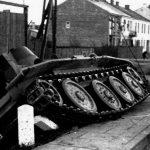 Wypadek czołgu na Radzymińskiej