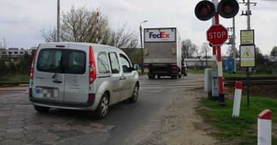 PKP zamierza zamknąć przejazd kolejowy na ul. Bukowieckiej