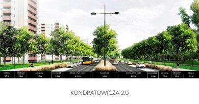 Jaka będzie ulica Kondratowicza? Dziś ostatnia szansa coś zmienić