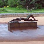 Fontanny w Parku Bródnowskim do remontu