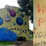 Na Targówku powstała galeria street artu. O dwóch obliczach