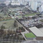 Nowy Park Bródnowski – będą cztery pawilony, lodowisko i ścieżka zdrowia?