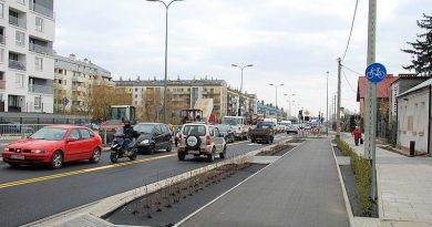Remont Łodygowej: dziś zostaną otwarte dwie jezdnie