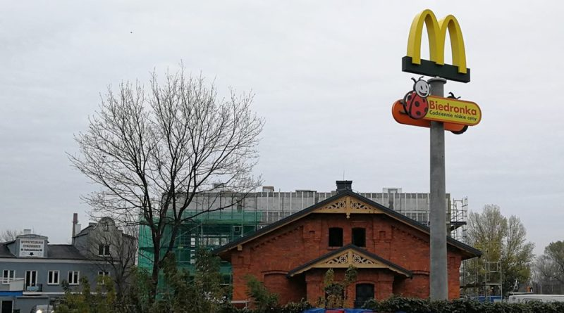 W zabytkowym budynku kolejowym będzie McDonald's