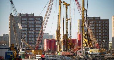 Raport z budowy metra: co zbudowano w styczniu 2020 roku?