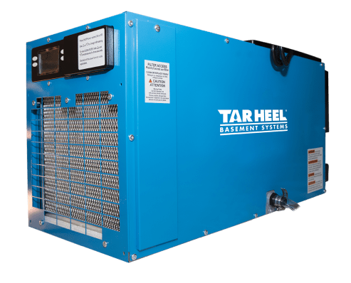 Tarheel Basement Systems Dehumidifier