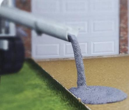 Replacing your concrete is costly and disruptive
