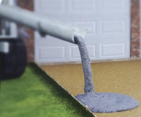 Fix Your Sinking Slab During Winter