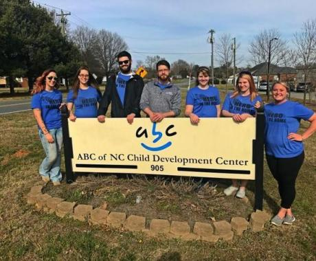 Tar Heel Basement Systems Builds Connections With ABC of NC