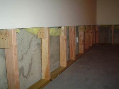 Finished Wall Restoration System!