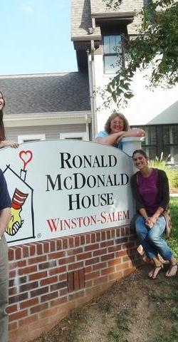 Ronald McDonald House in Winston-Salem