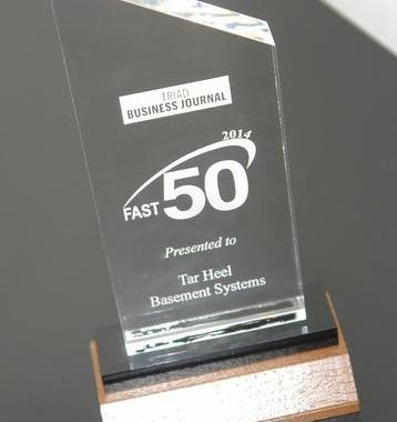 Tar Heel Named 16th Fastest Growing Company in the Triad