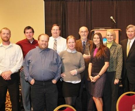 Tar Heel Basement Systems Named as Winston Salem Chamber of Commerce Business of the Year