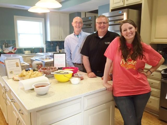 Ronald McDonald House Monthly Meal