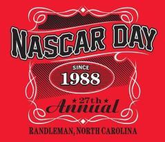 27th annual Nascar Day in Randleman, North Carolina