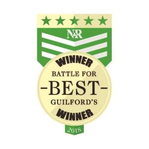 battle for guilfords best winner