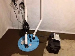 sump pump and other waterproofing solutions
