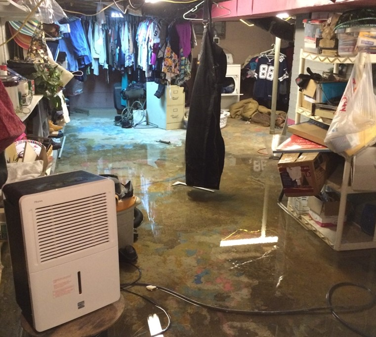 flooding water damage