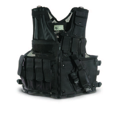 MULTI PURPOSE TACTICAL VEST 1