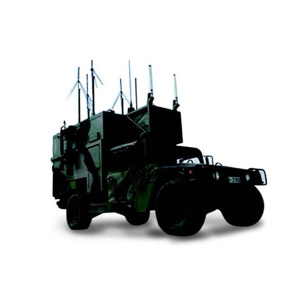 ELECTRONIC WARFARE JAMMING VEHICLE 1