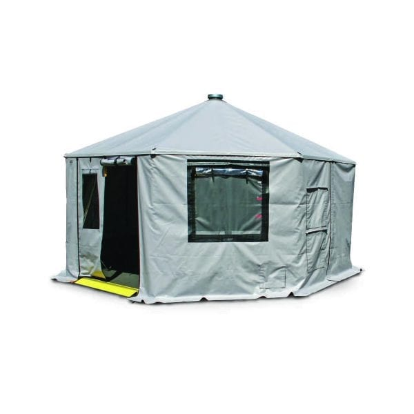 FIRE REHAB TENT 1