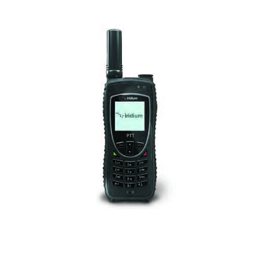 PUSH-TO-TALK IRIDIUM SATELLITE PHONE 1