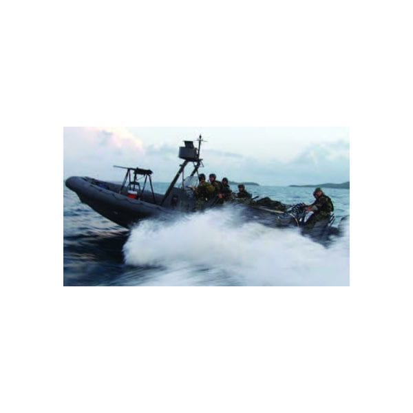 RIGID-INFLATABLE BOAT (RIB) 1