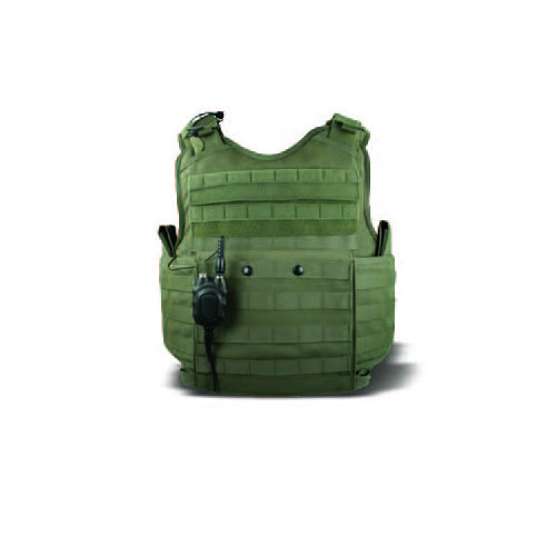 TACTICAL MOLLE SYSTEM VEST LEVEL IIIA 1
