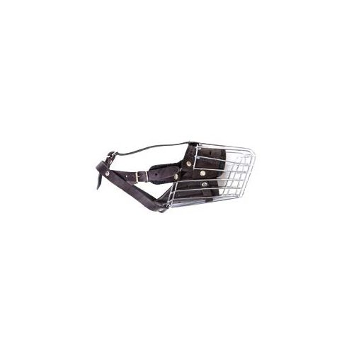 BASKET WIRE DOG MUZZLE 1