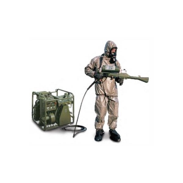 MOBILE DECONTAMINATION SYSTEM 1