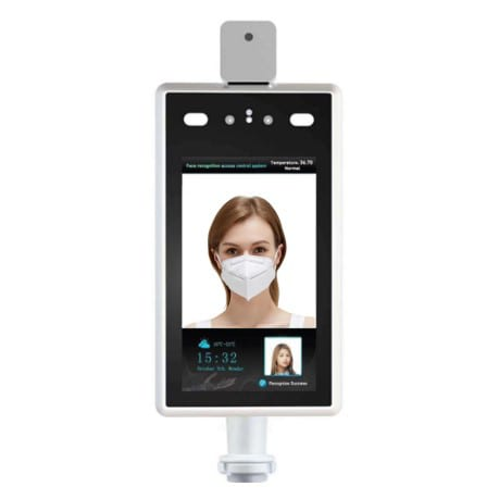 TEMPERATURE CAMERA WITH FACE RECOGNITION 1
