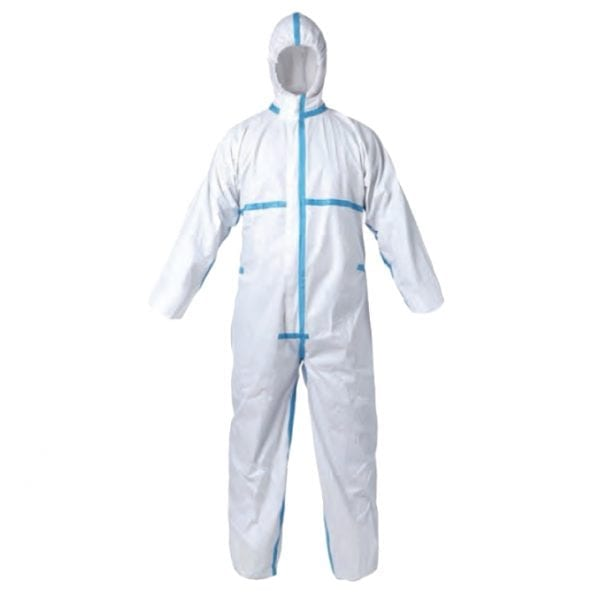 DISPOSABLE MEDICAL COVERALL 1