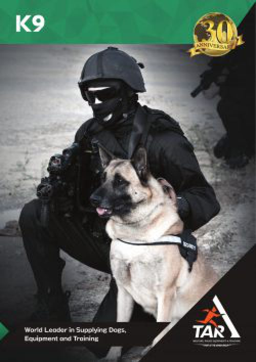 k9 Cover