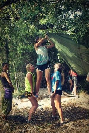 Earth Strength Bushcraft  Tarifa Adventure