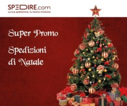 Spedizioni gratis fino a natale su Spedire.com