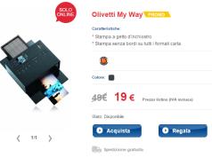 Olivetti My Way