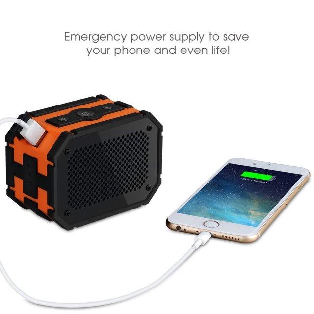 mpow waterproof speaker 4