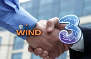 wind e h3g fusione ufficiale