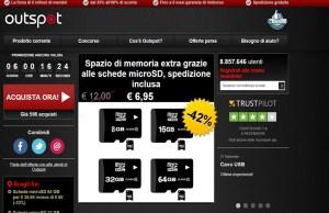 out-spot microSD tariffando