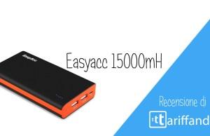 EasyAcc Ultra Compact 15000mAH