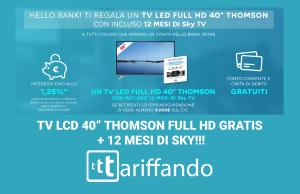 Hello Bank regala un TV LCD!