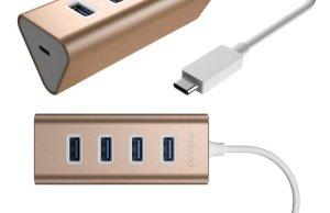 dodocool USB C Hub Adattatore, USB Type-C