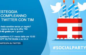 1 gb gratis twitter tim