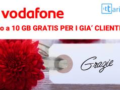 vodafone giga gratis maggio giugno