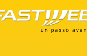 Fastweb fibra