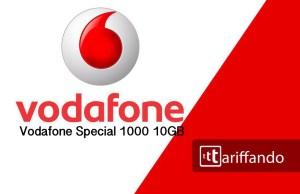 vodafone special 1000 10gb