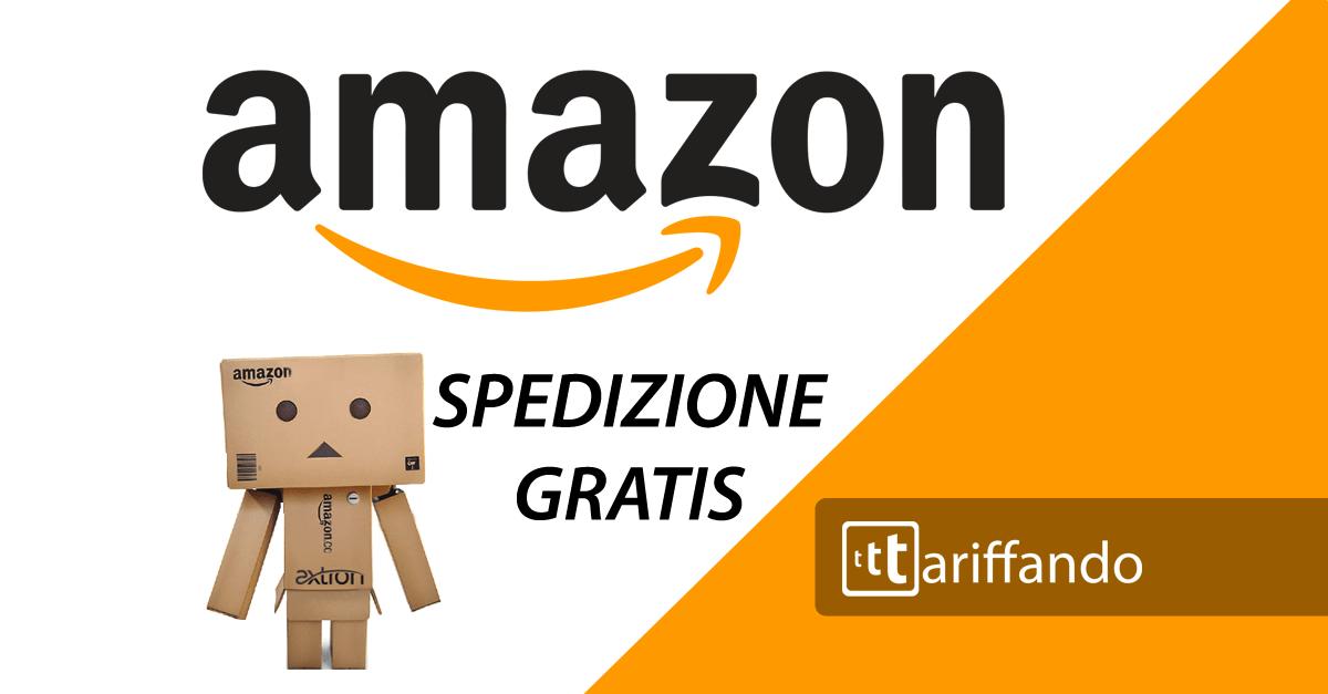 f74184806124dc Amazon & spedizione gratuita: i prodotti a basso prezzo da inserire nel  carrello per ottenerla! | Tariffando.it