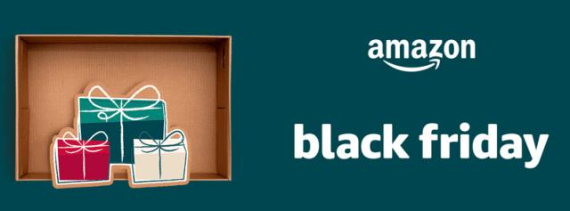 black friday amazon logo