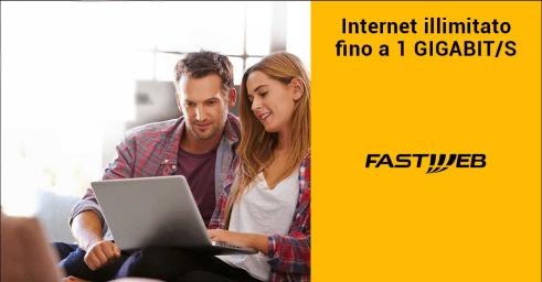 fastweb internet attivazione